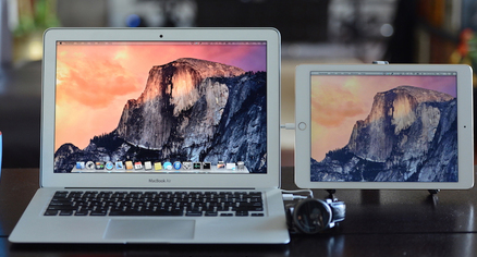 Use Your iPad As an Extra Display: Mounts & App