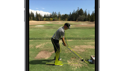 4 Smart Golf Swing Analyzers for iOS/Android