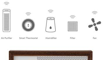 Enjoy Better Air Quality At Home: 2 Smart Products