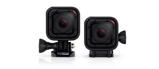 4 Essential Accessories for GoPro HERO4 Session