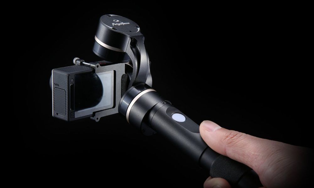 3 3-Axis GoPro Stabilizers