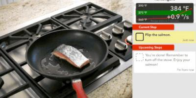 3 Intelligent Pans for Smart Homes