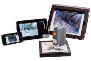 3 Smartphone Compatible WiFi Microscope Cameras