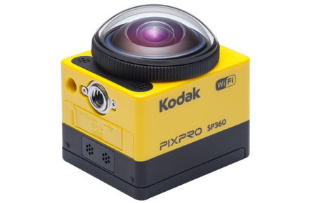 4 Kodak SP360 Accessories