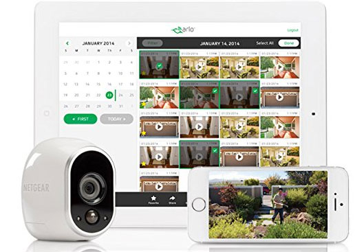 3 Accessories for Arlo Security Camera