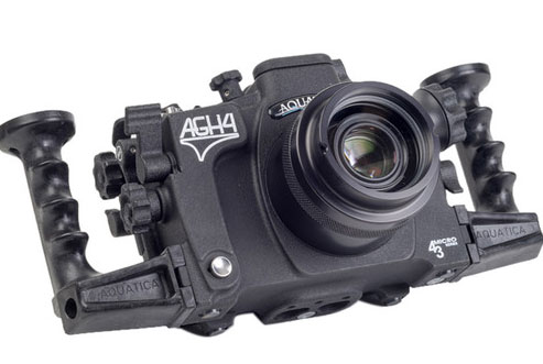 3 Underwater Housings for Panasonic GH4