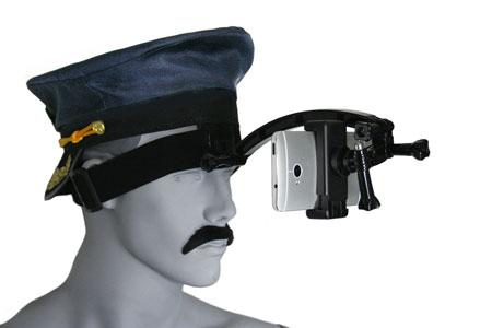 Livestream-Helmet