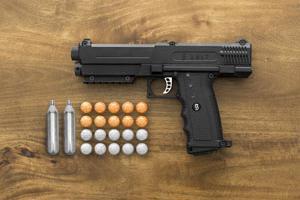 4 Accessories for SALT Self-Defense Gun