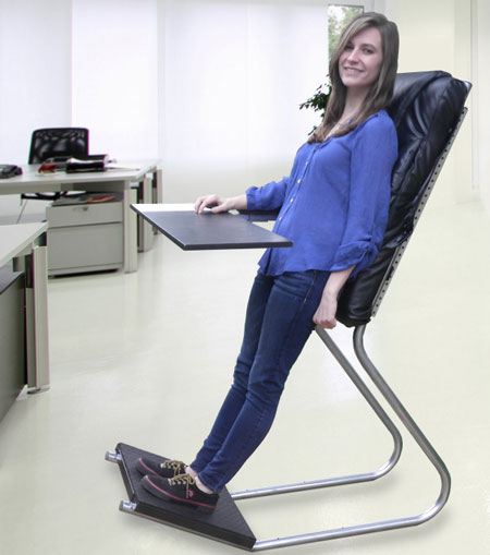 Lean-Chair