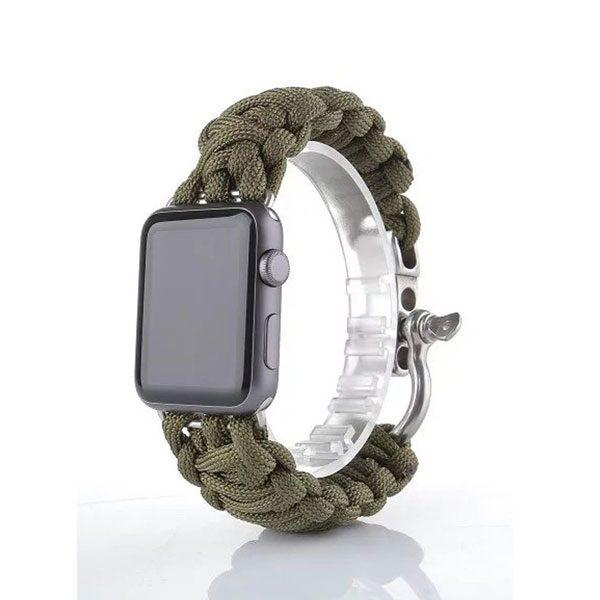 Survival Rescue Bracelet for Apple Watch