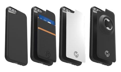 AG MEGAVERSE Smartphone Case Sticks to Windows, Mirrors