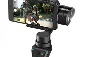 Osmo Mobile iPhone Stabilizer with Auto Subject Tracking