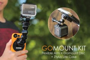 Ztylus GoMount Kit: Mount your GoPro To Your Phone