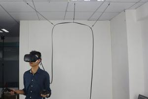 MDW's Cable Management for HTC Vive