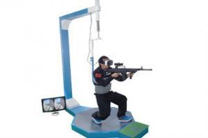 VUE Omnidirectional VR Treadmill