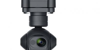 Yuneec CGO-ET Gimbal with Infrared, Thermal Drone Camera