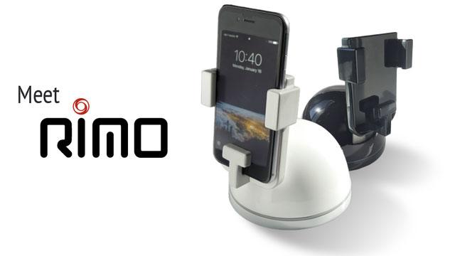 Rimo: Robotic Smartphone Dock