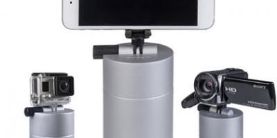 PIVOT Auto Follow Camera Mount for GoPro & Smartphones