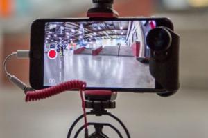 Pivot Articulating Smartphone Video Grip