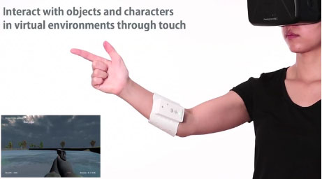 UnlimitedHand Haptic Game Controller for VR