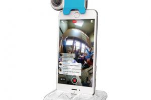 Giroptic iO 360-Degree Camera for iPhone & iPad