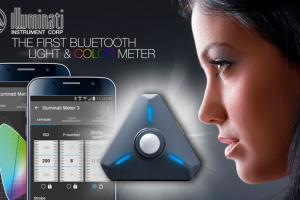 Illuminati: Smart Light & Color Meter for Filmmakers