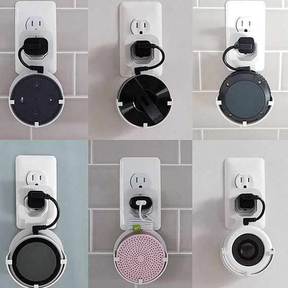 Spot Echo Dot Wall Mount Accessories Lists