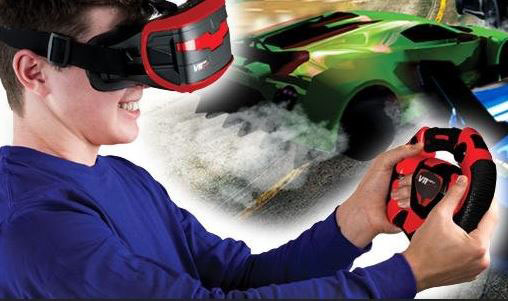 VR Real Feel Racing for Smartphones