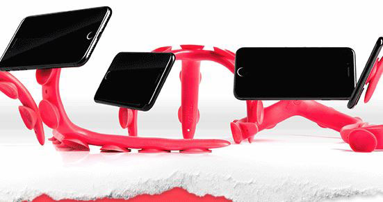 4 Flexible Selfie Mounts for Smartphones & GoPro