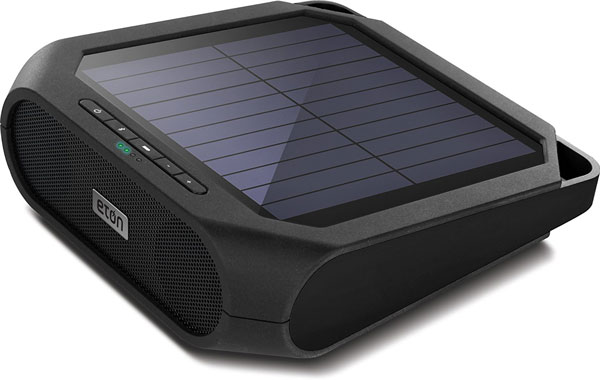 5 Must-See Solar Powered Weatherproof Speakers