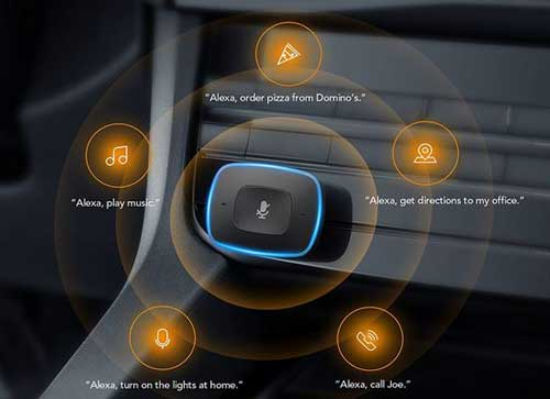 Using Amazon Alexa In Your Car: 3 Gadgets