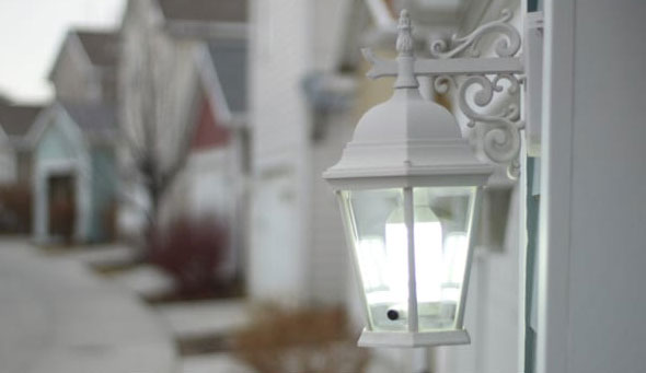 LightCam Smart Lightbulb & Security Camera