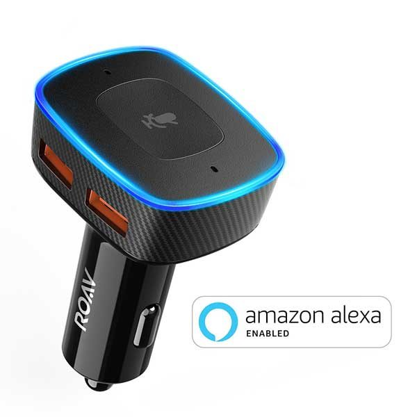 3 Smart USB Car Chargers
