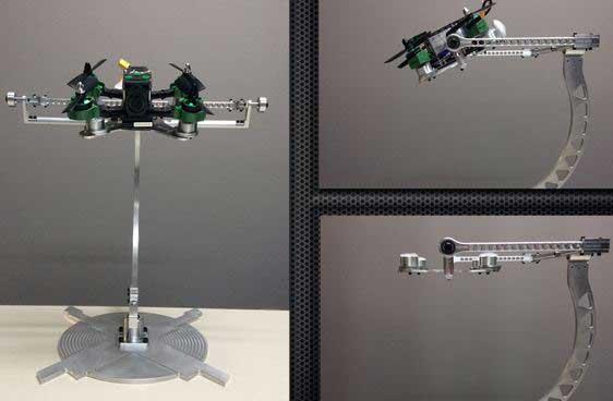 Quad Rig Test Your Drone Ideas