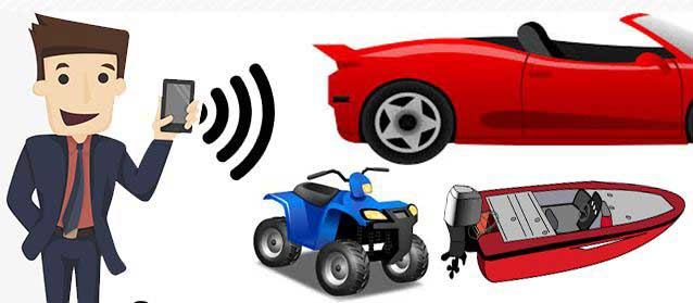 iDisarm Bluetooth Car Engine Immobilizer