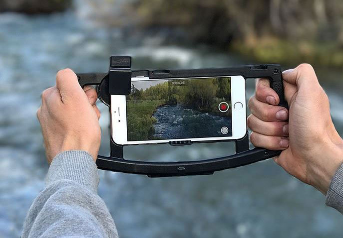 iOgrapher Filmmaking Case for iPhone 7/8 Plus