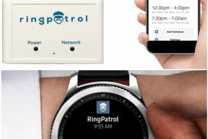 RingPatrol WiFi Doorbell Silencer