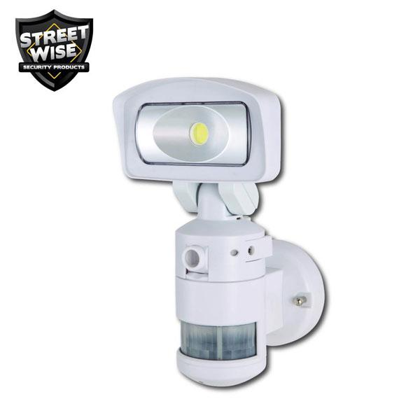 Streetwise NightWatcher Robotic Light & Security Camera