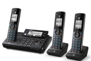 AT&T CLP99387 DECT 6.0 Phone with Bluetooth & Call Blocker