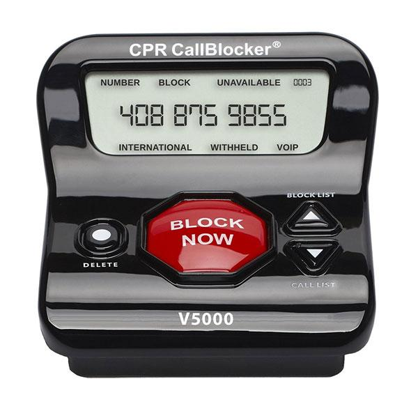 CPR V5000 Call Blocker Stops Spam & Robocalls