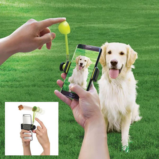 Perfect Pic: Pet Selfie Tool for Smartphones