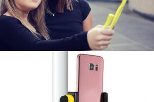 Gekkostick Flexible Smartphone Selfie Stick