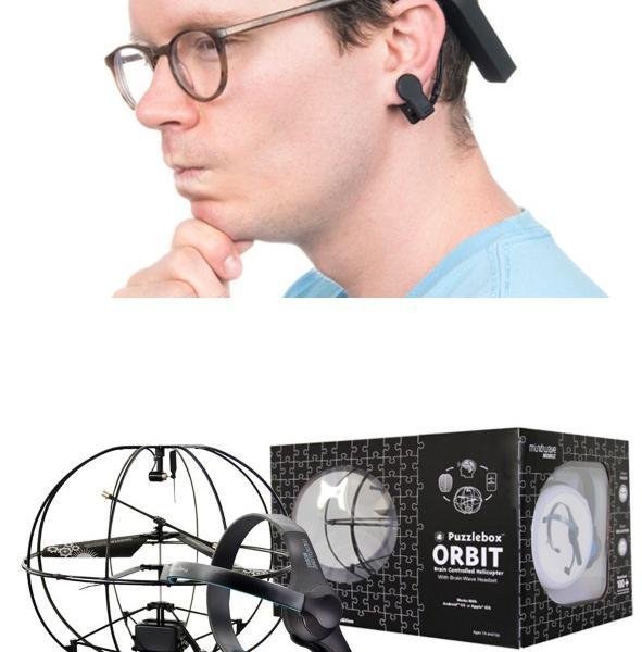 NeuroSky MindWave Mobile 2 Brainwave Reading Headset