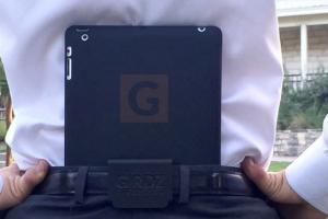 GIRDZ Handsfree Tablet Holster
