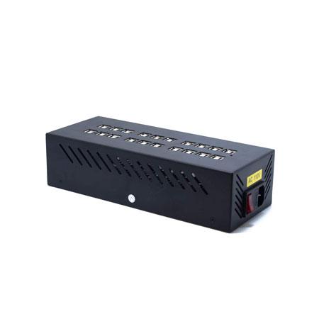 3 40+ USB Charging Stations