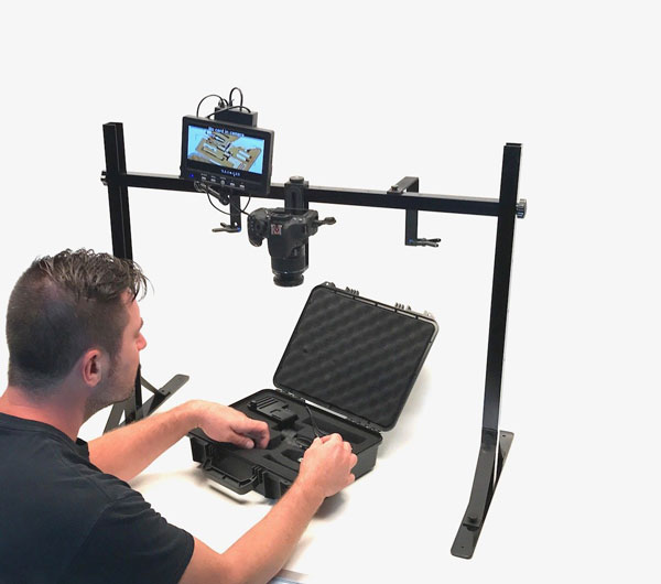 5 Overhead Smartphone Camera Mounts & Stands