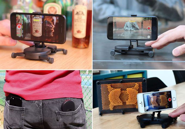 MUWI Dolly & Slider for Cinematic Smartphone Video