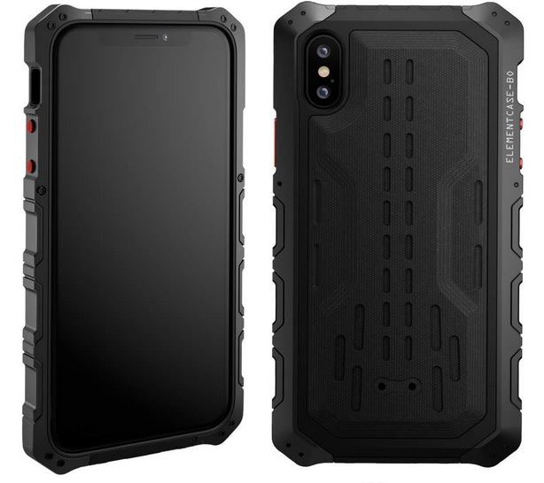 Element Case Black Ops Drop Tested iPhone XS Case