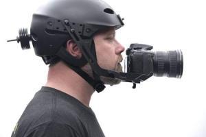 3 Helmet Cam Mounts for POV Videos