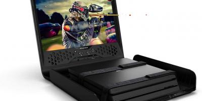 GAEMS Sentinel: 17.3″ Portable Gaming Station for Xbox & PS4